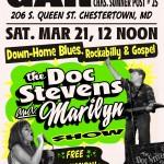 Doc & Marilyn GAR