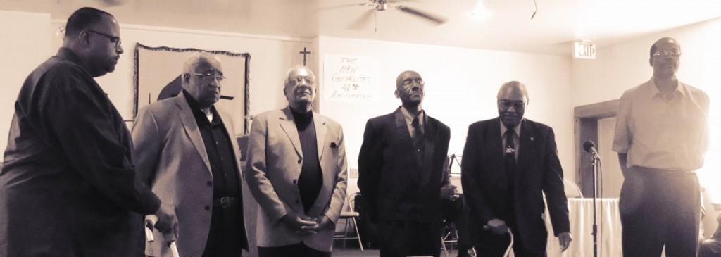 Men of Janes Church